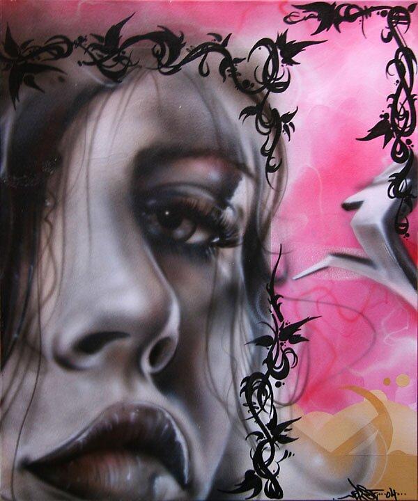 pinkee by steve feltham