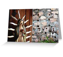San Miguel de Allende - Postcard 8 Greeting Card