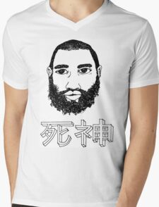 MC RIDE Mens V-Neck T-Shirt