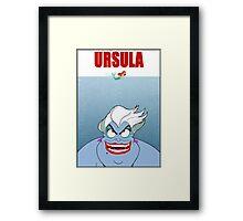 Ursula Framed Print