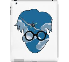 The wind rises. iPad Case/Skin