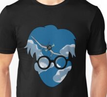 The wind rises. Unisex T-Shirt