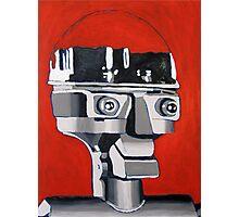Dometop Robot Photographic Print