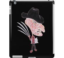 Horror Movie Caricature iPad Case/Skin