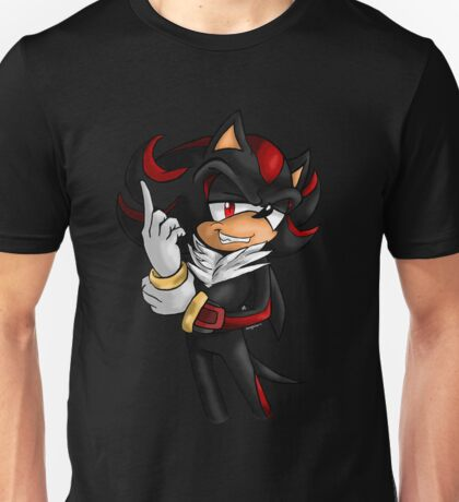 Shadow the Hedgehog Unisex T-Shirt