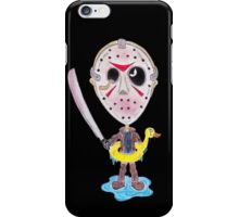 Horror Movie Killer Caricature iPhone Case/Skin