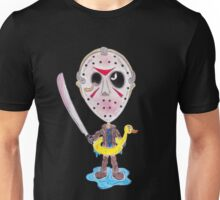Horror Movie Killer Caricature Unisex T-Shirt