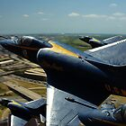 Blue Angels Over Dallas by Brian Barnes StormChase.com