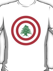 Captain Lebanon T-Shirt