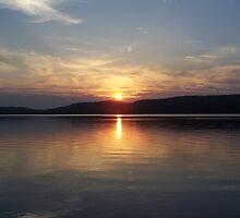 South Lake Sunset by Emery
