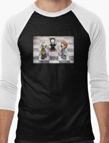 Horror Game Men's Baseball ¾ T-Shirt