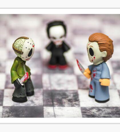 Horror Game Sticker