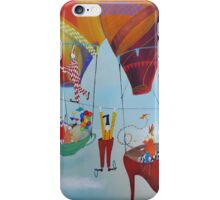 Whimsical Circus iPhone Case/Skin