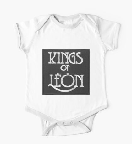 kings of leon One Piece - Short Sleeve