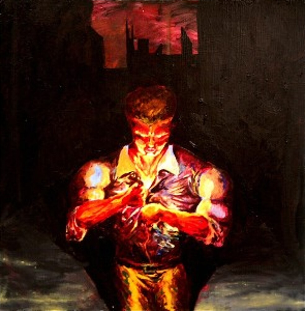 The Last Hero by Peter Mattson