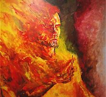 Prometheus by Peter Mattson