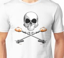 Skull and Weed Wackers Unisex T-Shirt