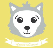 Game of Thrones Tot - Stark Kids Clothes