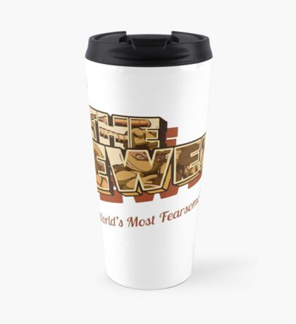 Greetings From The Sewers Travel Mug