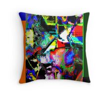 Time Of Death Throw Pillow