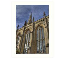 Church of St Mary the Virgin , Oxford, England Art Print