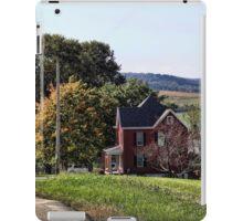 Rural Ride iPad Case/Skin