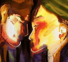Two Heads, One Heart by Leslie Gustafson