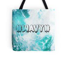 #WAVY# Tote Bag