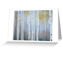 Breath of Light Greeting Card