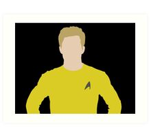 Kirk  Art Print