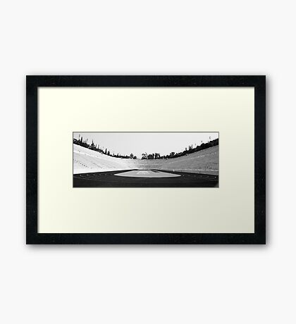 Panathinaiko Stadium Framed Print