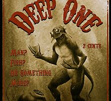 Deep One Sideshow by midnightcircle