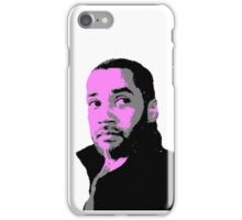 Danny Pink Stencil iPhone Case/Skin