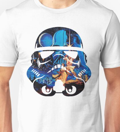 Stormtrooper Helmet - New Hope Original Unisex T-Shirt