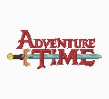 Adventure Time Title Kids Clothes