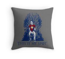 The Iron Throne Paradox Throw Pillow