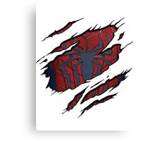 The Peter Parker Within You Canvas Print