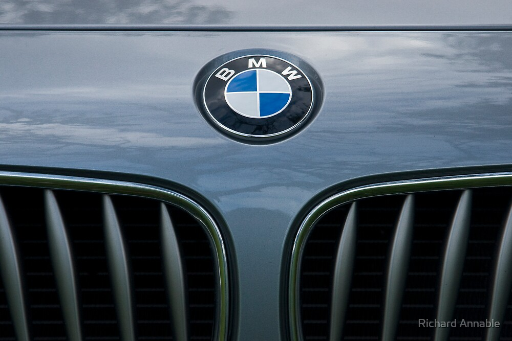 BMW by Richard Annable