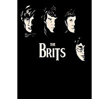 The Brits Photographic Print