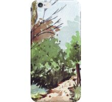 Enjoying summer iPhone Case/Skin