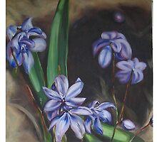 Purple Garden by LFVA