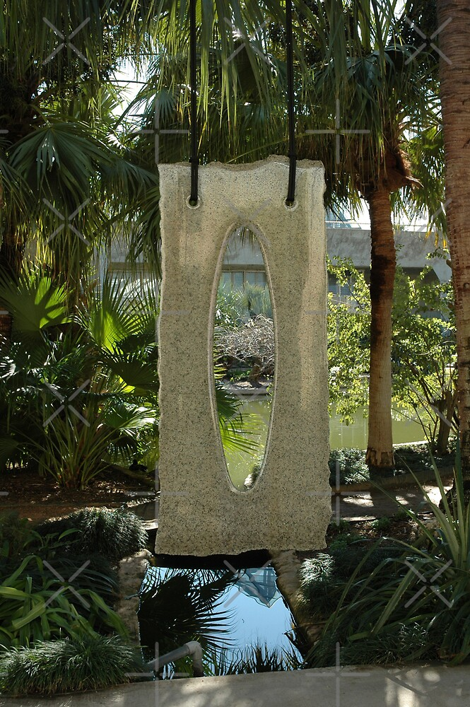 Garden Sculpture by Holly Werner
