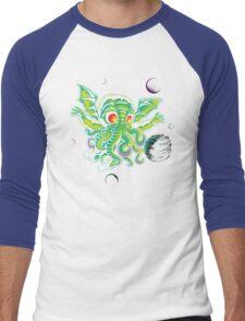 R'YLEH: NEVERDIE Men's Baseball ¾ T-Shirt