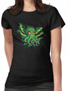 R'YLEH: NEVERDIE Womens Fitted T-Shirt