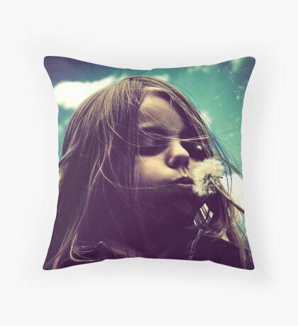 I Wish I may..I Wish I Might... Throw Pillow