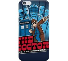 Doctor Pilgrim 10th Edition iPhone Case/Skin