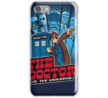 Doctor Pilgrim 10th Edition iPhone Case/Skin