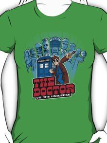 Doctor Pilgrim 10th Edition T-Shirt
