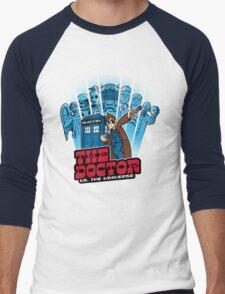 Doctor Pilgrim 10th Edition Men's Baseball ¾ T-Shirt