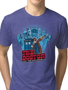 Doctor Pilgrim 10th Edition Tri-blend T-Shirt